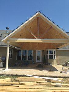 Home Exterior Porch Design