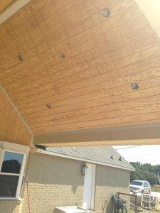 Porch Home Exterior Remodel