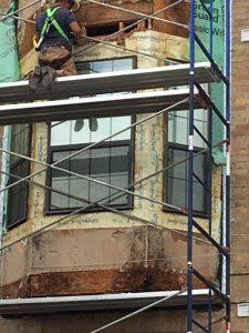 Apartment Exterior Improvments AMLI Eastside