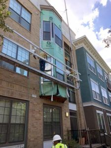 Apt. Exterior Improvements - AMLI East