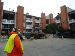 Meridian Apartment Improvements