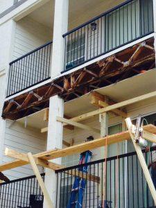 Apartment Exterior Improvements