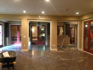 Commercial Property Renovation