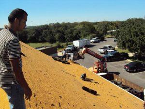 Roofing Contractors Austin